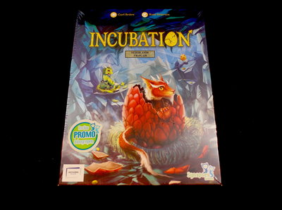 NIEUW: Incubation