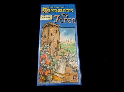 Carcassonne De Toren Uitbreiding (OUDE VERSIE)