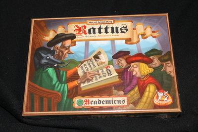 Rattus Academicus