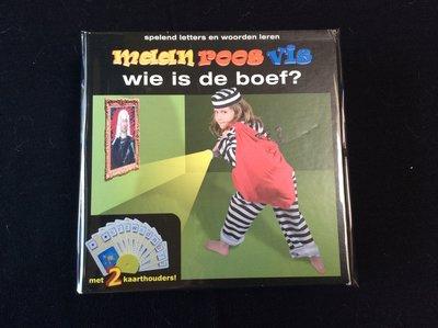 Maan Roos Vis - Wie is de boef?