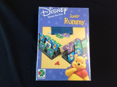 Disney Junior Rummy