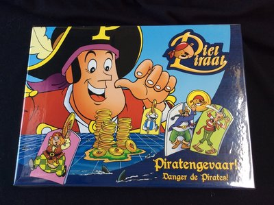 Piet Piraat Piratengevaar!