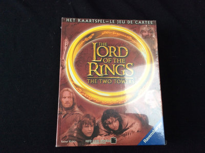 The Lord of the Rings, The 2 Towers