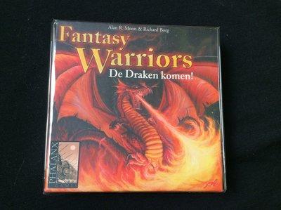 Fantasy Warriors De Draken komen!
