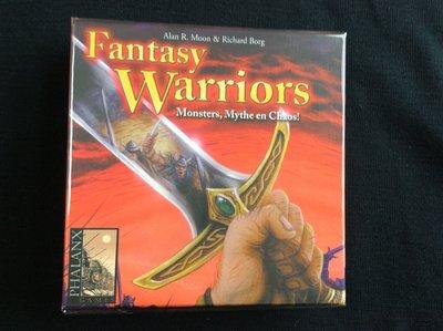 Fantasy Warriors Monsters, Mythe en Chaos!