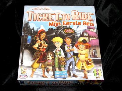 Ticket to Ride, Mijn Eerste Reis