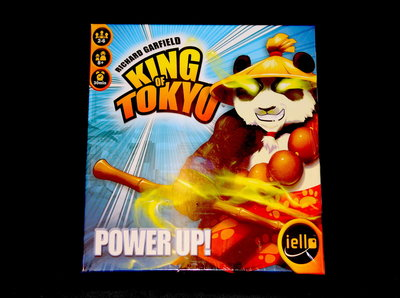 King of Tokyo 2016 Power Up!!