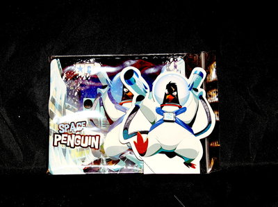 King of Tokyo Space Penguin