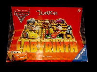 Labyrinth Junior Cars