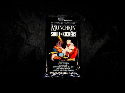 Munchkin Skull Kickers d10 (EN)