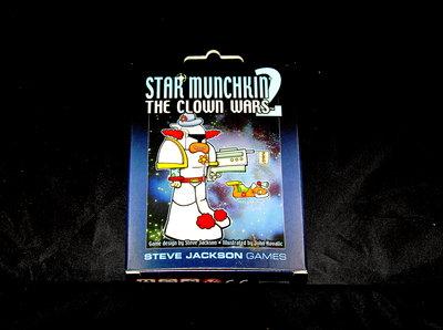 Star Munchkin 2 The Clown Wars Expansion (EN)