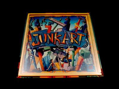 Junk Art ( Houten Versie)