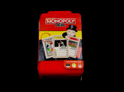 Red Devils - Monopoly Deal
