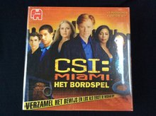 CSI Miami - het bordspel