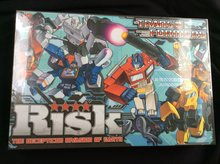 Risk The Transformers