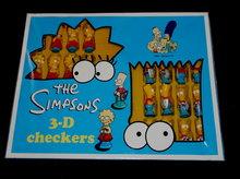 The Simpsons Schaakset